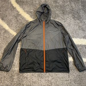 Eddie Bauer Windbreaker Mens XL